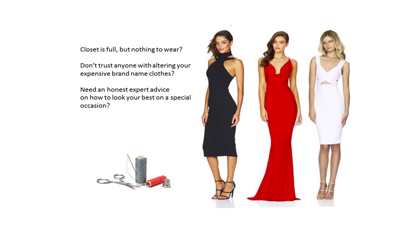 Perfect Fit For Youcom Best Dressmaking And Alterations In Toronto